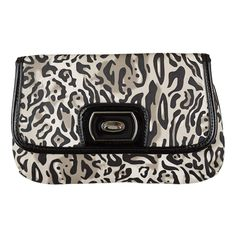 Reese-Ocelot Clutch!!!! add to one off the hand bags will make a beautiful addition!!!!www.yayafoster.graceadele.us