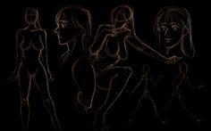 single pose study