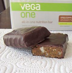 Vega One Nutrition Bar - Dairy-Free, Gluten-Free, Soy-Free & Vegan Protein Protein Nutrition, Protein Rich Foods, Nutrition Drinks, Nutrition Bars, Sports Nutrition, Protein Bars, Veggie Snacks, Healthy Vegan Snacks, Vegan Food