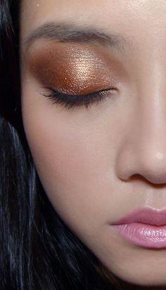 Love the bronziness