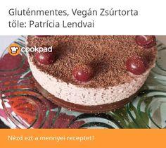 Gluténmentes, Vegán Zsúrtorta Vegan, Food, Essen, Meals, Vegans, Yemek, Eten