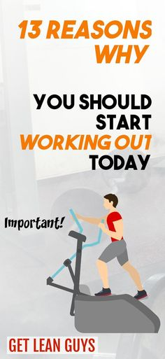 1. The sooner you start working out the sooner you will experience health benefits You probably have heard a lot of times that working out will give you massive health benefits. In the list below, you will notice just how many positive changes you can exp