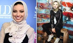 Muslim journalist, 22, poses for Playboy wearing a hijab