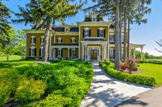 Home of the Day - Feb. 18 2018 - 6705 Appleby Line - Burlington - Over 7000 Sq Ft. Greater Toronto Area, School District, Property Listing, Ontario, Luxury Homes, The Neighbourhood, Home And Family, Real Estate, Mansions