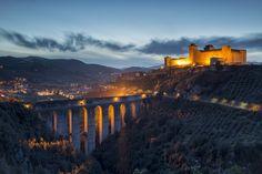 Spoleto, Italy (by Manolo Raggi)