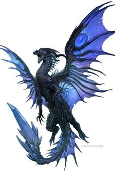 Calder Dragon