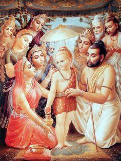 Hindu Art: Lord Vamanadeva