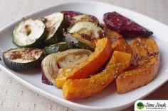 Grilovaná zelenina z trouby