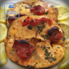 PESCESPADA ALLA LIVORNESE Abbiamo preparato tante ricette gustose di mare con i nostri prodotti, preparale anche tu. Ittimar Basso Adriatico Via Appia 10/12 - Savelletri di Fasano Tel. 0804827920/1 info@ittimaradriatico.it www.ittimaradriatico.it #sicilianfood  #sicilia #sicily  #italianfood