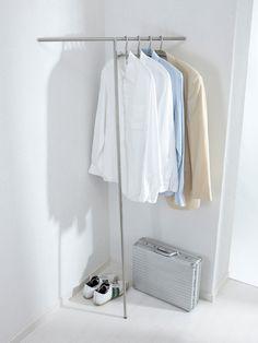 Nice Eckgarderoben Viertelkreis gebogen by PHOS Design Hallway Wardrobe Cloakroom
