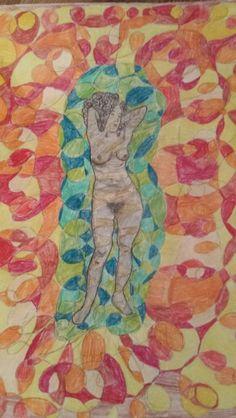 Vitalitet, utfoldelse Painting, Art, Art Background, Painting Art, Paintings, Kunst, Drawings, Art Education