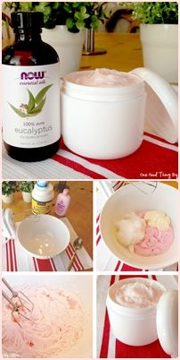 MAKE YOUR OWN ANTIBACTERIAL MOISTURIZING LOTION