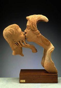 GALERIA DE ARTE Cristina Faleroni: Esculturas de Lucio Olivieri