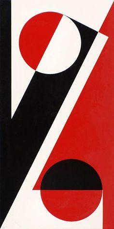 Lars Gunnar Nordstrom, Dimentionel Function, 1960