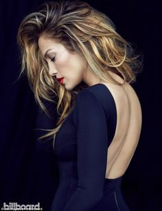 Jennifer Lopez, 44, shares sneak peek of magazine cover #dailymail