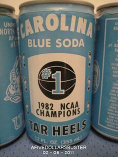Tar Heels!!!!!--I remember this!!! So cool!