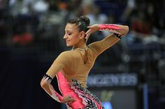 Evgenia KANAEVA (RUS)