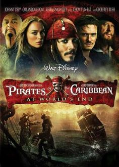 Pirates Of The Caribbean - At World's End | Johnny Depp Orlando Bloom Keira Knightley