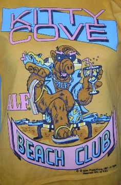kitty cove beach club alf - Alf Halloween Episode