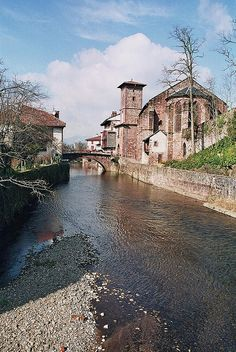 """St. Jean Pied de Port - where my Camino """"began"""". ** I aim to start here also,"""