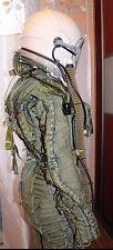 Pressure suit VKK-6 & Flight pilot Helmet GSH-6A & boots MIG-25 Soviet USSR