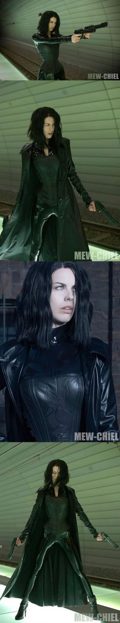 Selene (Underworld) cosplay by Lara Aimee
