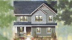 Monterey A House Plan | Schumacher Homes
