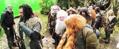 The Hobbit - Journal de Production - Gifs 2