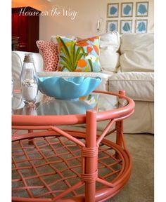 Beach House Coffee Table - Home and Garden Design Ideas