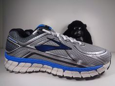 Men s Brooks Adrenaline GTS 16 Running Training shoes size 9 US Medium 4E   Brooks   fcabec5a83e