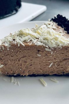 """White Russian Cheesecake 