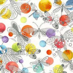 Tamara Kate - Flight Patterns - Dappled Migration in Multi