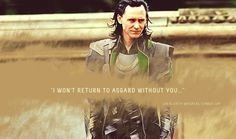 """Submission: """"I won't return to Asgard without you…"""""""