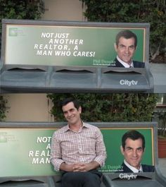 Modern Family. Phil Dunphy :)