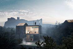 2017 I concurso observatory houses I eduardo martorelli + metamoorfose studio - eduardo martorelli