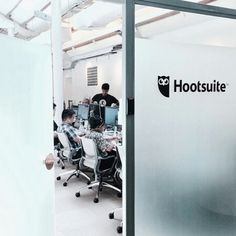 A glimpse into our new Singapore space taken by our neighbours.