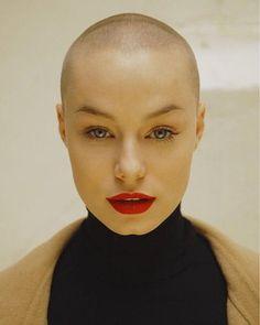 WEBSTA @ buzzcut_lover - #shavedheadedbabes #headshave #baldgirl #girlswithbuzzcuts #buzzedbeauty #buzzcut #buzzedgirls #baldgirl #baldwoman #nohair #nohairdontcare #shavedheadgirl #shavedheadedbabes #shavedhead #haircut #crewcuts #baldisbeautiful #buzz#bald#clippers#clippercut#headshaving #shorthair #shorthairdontcare #shorthairstyles #glatze #rapada #pelocorto #undercut#shave #baldbeauty