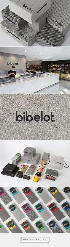 New Brand Identity for Bibelot by A Friend Of Mine — BP&O - created via https://pinthemall.net
