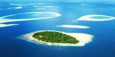Aerial view at Biyadhoo Island Resort Maldives,  for more details vsiit www.voyagewave.com