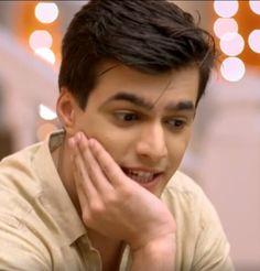 Sooooooo cute Mohsin Khan.