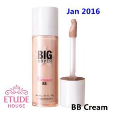 [ EtudeHouse ] Big Cover Concealer BB SPF50+ PA+++ 30g, Korean Best Cosmetics, Free Shipping