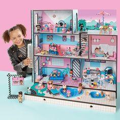 Nuevo!!!!!! Casa para tus muñecas lol.