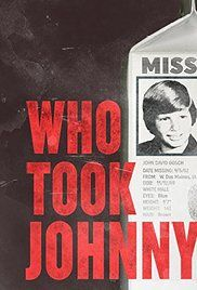 Who Took Johnny Documentary) WHO TOOK JOHNNY is an examination into an infamous thirty-year-old cold case: the disappearance of Iowa paperboy Johnny Gosch. Netflix Options, Nancy Allen, Missing Child, Missing Persons, True Crime Books, Cold Case, About Time Movie, Johnny Was