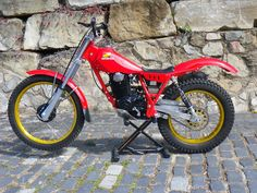 From 1980 to 85 | The Honda Trials History