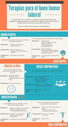 Terapias para mejorar el ambiente laboral