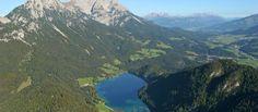 BERGFEX: Hintersteiner See-Rundweg - Wanderung - Tour Tirol Wilder Kaiser, Mountains, Nature, Travel, Tours, Summer, Naturaleza, Viajes, Traveling