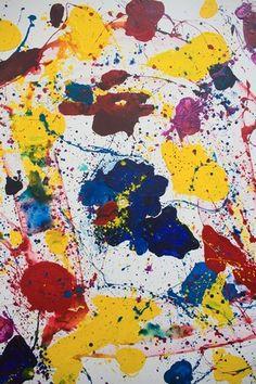 Sam Francis _ Hello . 1986 - Lien pour site cours d'Art Moderne + Fiches tableaux - utl13.fr/2012/02/cours-du-6-fevrier-2012/Retrouver toutes les fiches: http://ia62.ac-lille.fr/article.php3?id_article=862 Inspection Académique du Pas de Calais