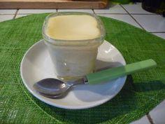 """Crème au citron """"lemond curd"""" à la yaourtière Seb Multi Délices"""
