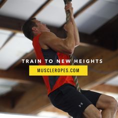 Whether you're training for an obstacle course race or just wanting to take your workout to the next level, you need a Muscle Rope. Find the highest quality battle ropes, climbing ropes and heavy jump ropes at our online store. Don't wait! Start now. --> http://muscleropes.com/climbing-ropes-pulling-ropes/