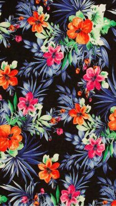 iPhone Wallpaper - Tropical/Floral  tjn